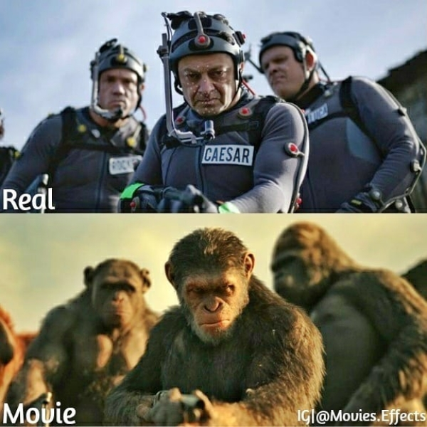 visual effects before and after shots show movie magic in the making 36 photos 25 Visual effects before and after shots show movie magic in the making (36 Photos)