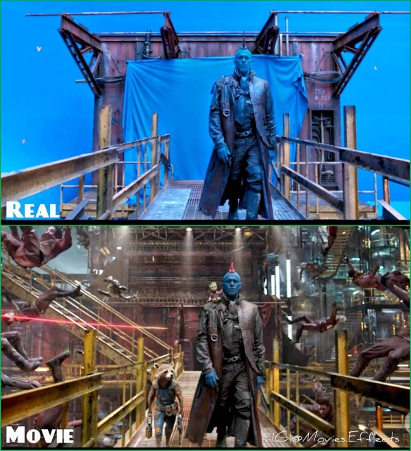 visual effects before and after shots show movie magic in the making 36 photos 7 Visual effects before and after shots show movie magic in the making (36 Photos)
