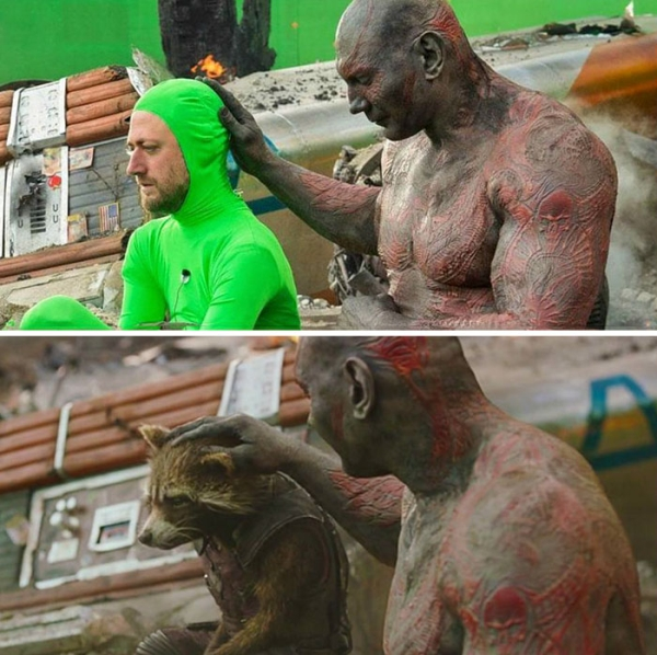 visual effects before and after shots show movie magic in the making 36 photos 9 Visual effects before and after shots show movie magic in the making (36 Photos)
