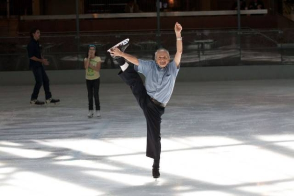 old people living life0 Truly living their best lives (34 Photos)