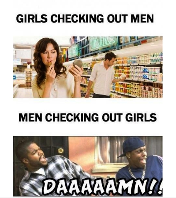 some of the not so subtle differences between the sexes xx photos 1 The (not so) subtle differences between the sexes (36 Photos)