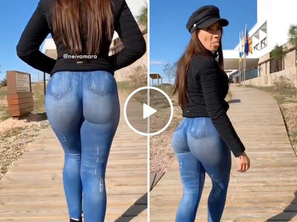 Neiva Mara - It doesn't really matter where she's going, we're following her (Video)