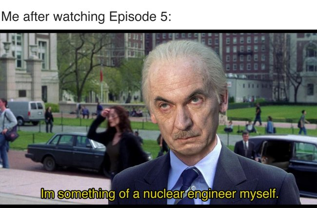 what going on in chernobyl memes