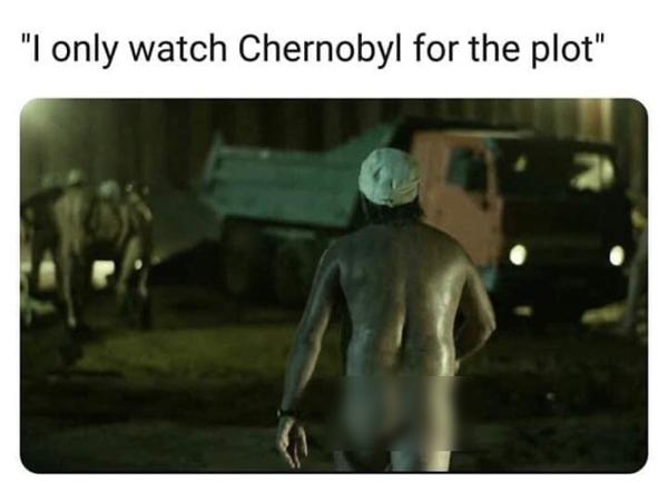 chernobyl funny meme