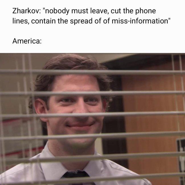 chernobyl humorous meme