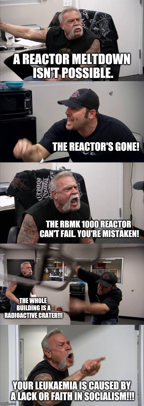 call of chernobyl meme