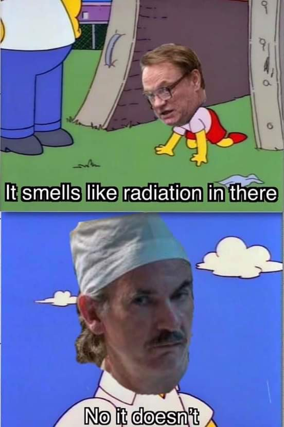 chernobyl after the nuclear explosion meme