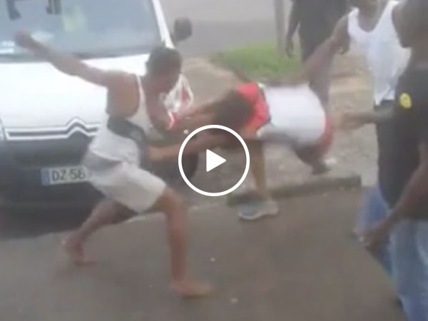 Guy gets some sweet, sweet revenge on a bully (Video)