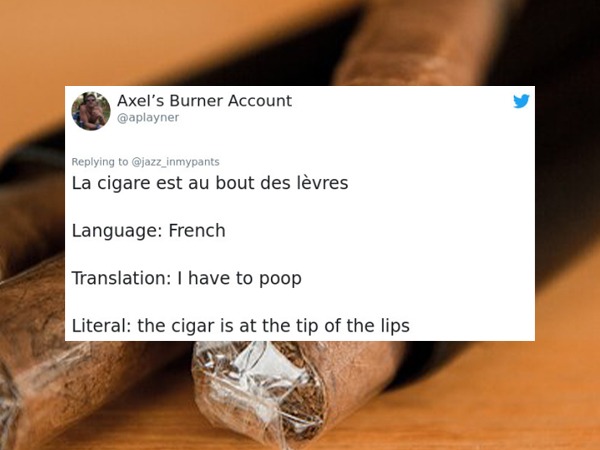 Funny Phrases Translated From Other Languages -Weird phrases translated to English from other languages are a real hoot (27 Photos)