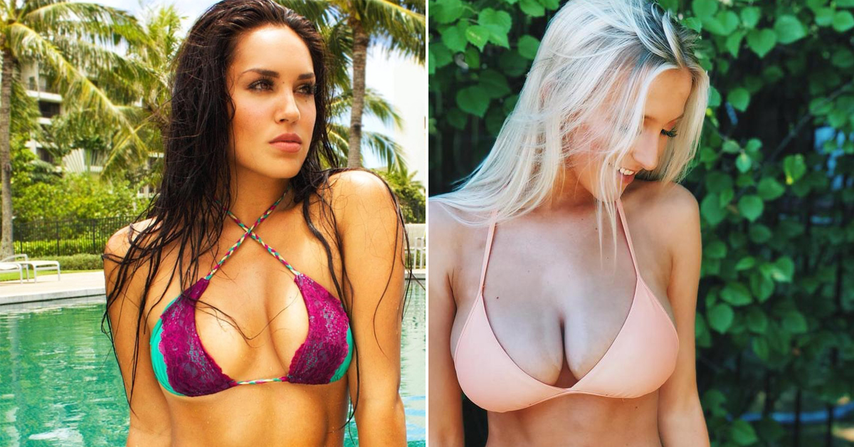 As summer fades the bikinis are keeping the dream alive (83 Photos)