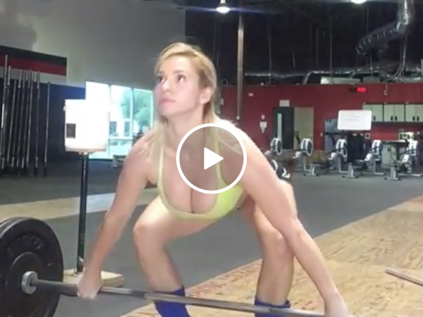 Sports bras, both a blessing… and a curse (Video Allison Bishop)