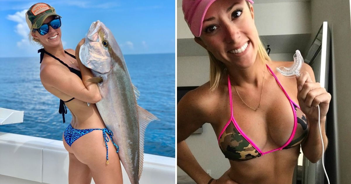 Vicky Stark is the catch of the year (32 Photos)