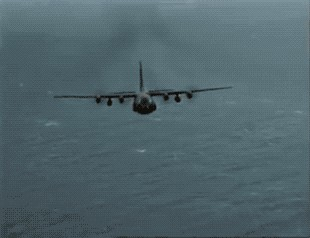"""c 130 flare gif 01 wide awesome 4 """"Angel Flight"""" is a perfect tribute to those who GAVE ALL (2 GIFs / Song)"""