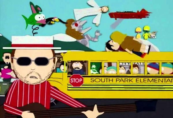 kennys mumbled lyrics in the south park theme song are dirrrrty x gifs 1 Kennys mumbled lyrics in the South Park theme song are dirrrrty (9 GIFs)