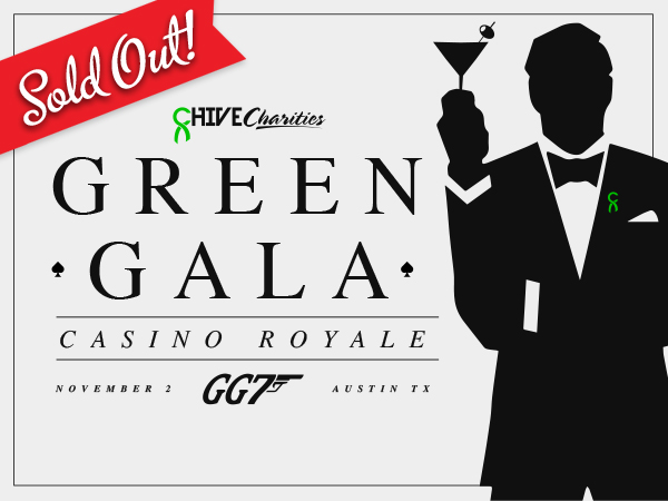 the green gala is sold out 2 photos 1 The Green Gala is Sold Out (4 Photos)