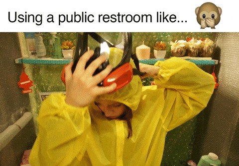 the weirdest sht people have seen in public restrooms xx photos 21 18 The weirdest sh*t people have seen in public restrooms (21 Photos)