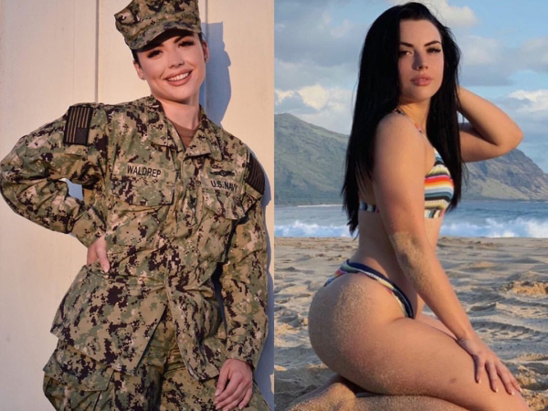 Sexy women who look amazing in uniform : Beautiful badasses in (and out of) uniform (36 Photos)