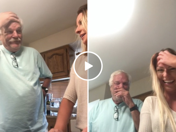 Hilarious pranks on clueless dads is what makes the internet tick (Video)