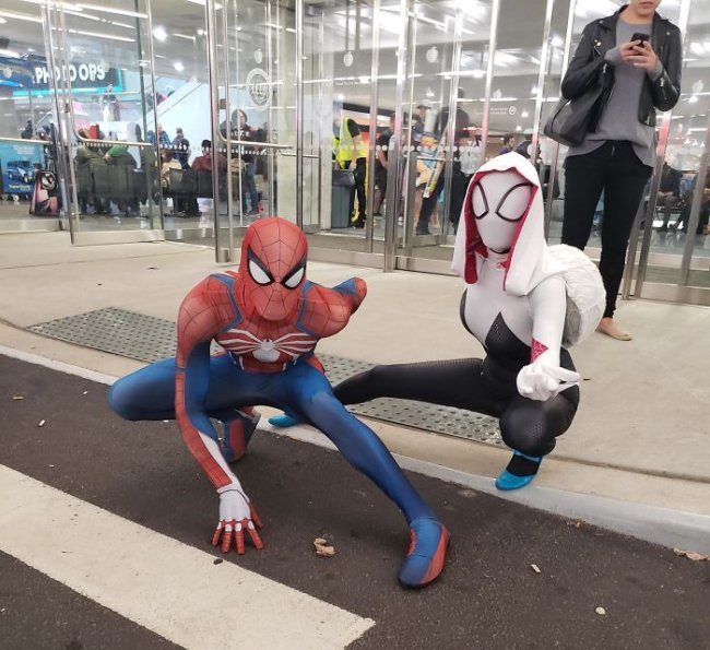 ny comic con 1 NY Comic Con brings only the most dedicated cosplayers (40 Photos)