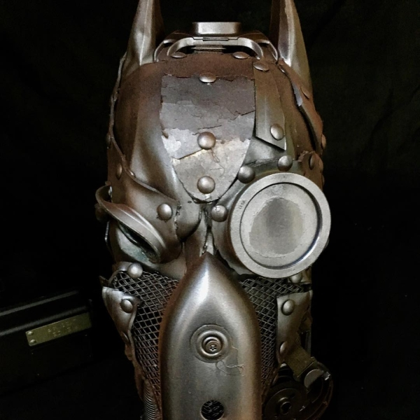 steampunk sculptures georgesayusawa 12 Steampunk sculptor creates bad*ss armor worn by famous characters (33 Photos)