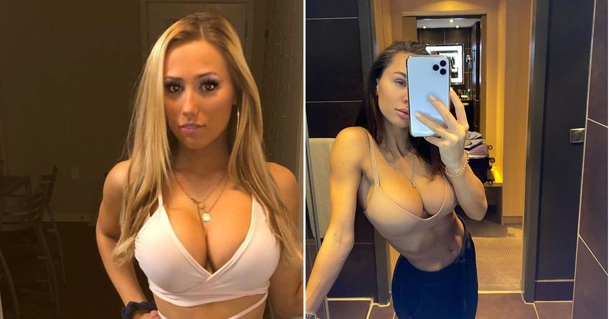 Absolutely beautiful women, top-heavy, scorchers -FLBP has been scientifically proven to negate the Monday blues (67 Photos)