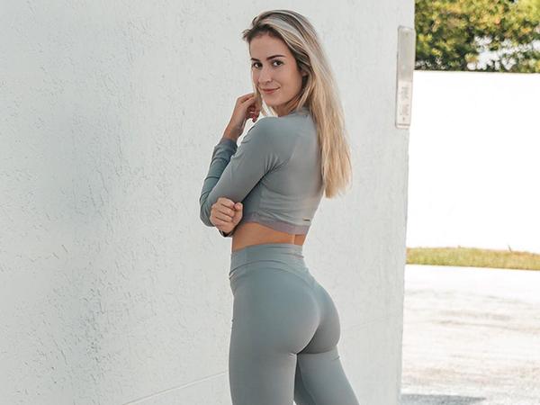 Teen Yoga Pants Masturbation