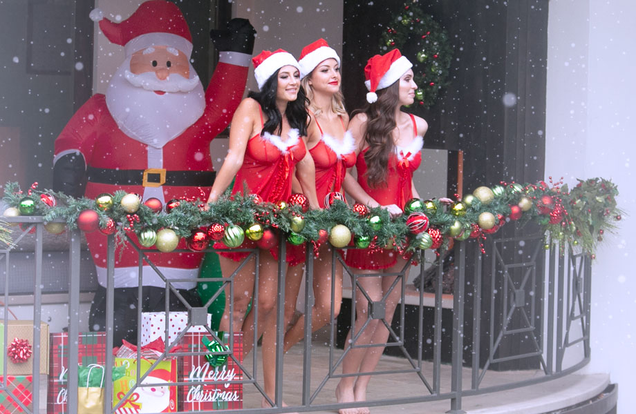 Three Chivettes unwrapped for Christmas (31 Photos)