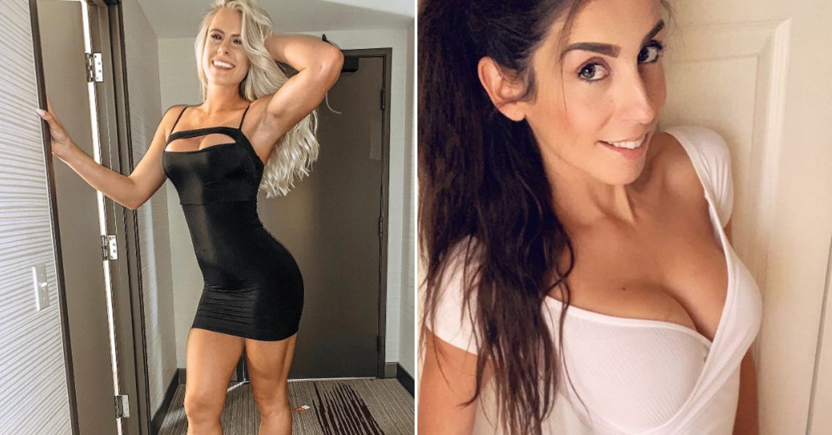 Dresses like these won't last the winter, so don't take this for granted. Stunning smokeshows wearing dresses that will bring mouths to floors :(50 Photos)