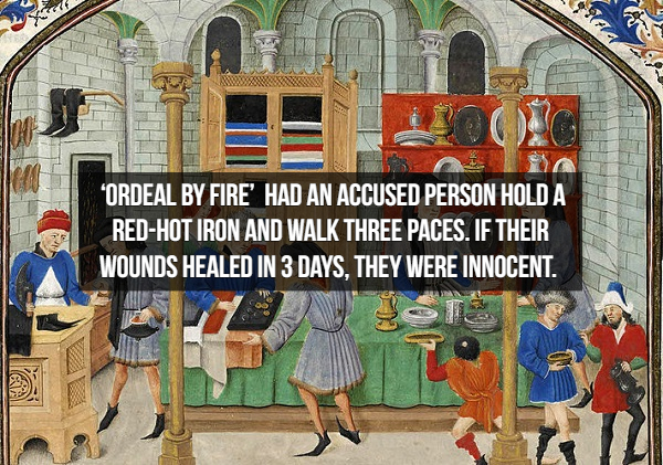 ye olde facts about medieval times 15 photos 2 Ye Olde Facts About Medieval Times (17 Photos)
