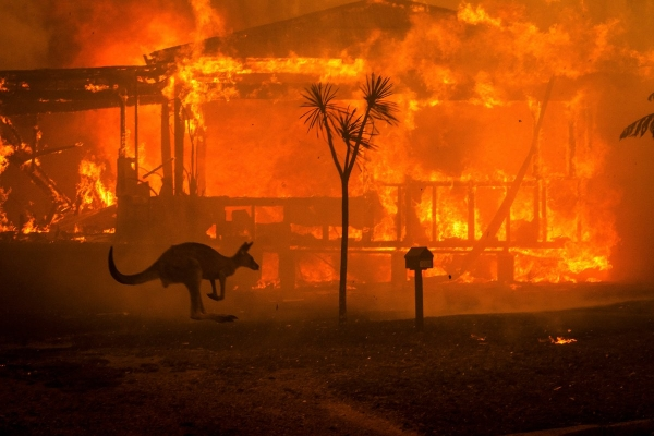 Three American firefighters have passed away while fighting the Australian fires