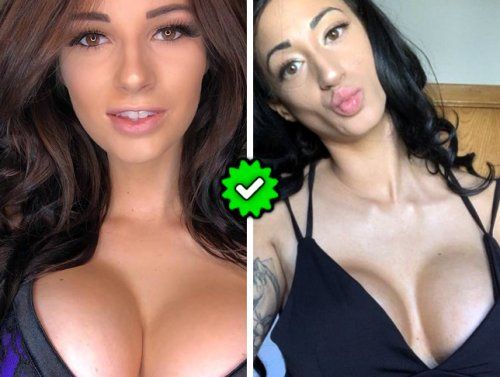 Chivettes have been recently verified – Let's congratulate them (27 Photos)