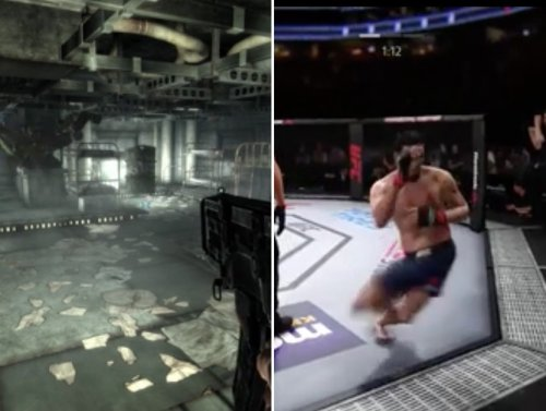 Broken gaming physics that come Einstein dis-approved (17 GIFs)