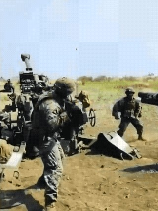 military funny 01 08 20 gif 02 howitzer baseball awesome 2 prt1 109 Military humor just may be USA's last line of defense (37 Memes/GIFs)