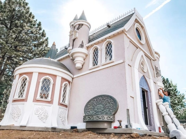 playhouses doghouses dream cool amazing17 Playhouses for your kids that are better than most actual houses (33 Photos)