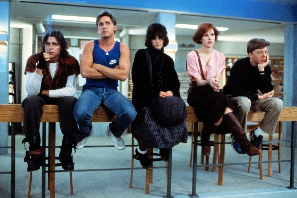 The Breakfast Club Interesting And Fun Facts Entertainment Movies Pop Culture Nostalgia 12 The Breakfast Club might be 35 years old   but these movie facts are timeless (20 Photos)
