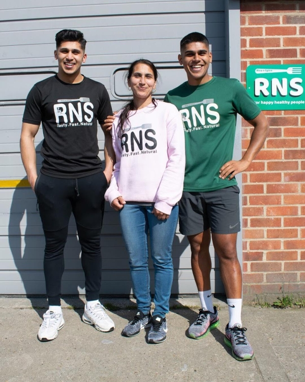 Two Entrepreneur Brothers Jhai And Simmy Dhillon Started Their Company Rice N Spice @rice n spice For Their Mother To Retire Awesome Kids Humanity 10 Two entrepreneurial brothers accomplish heartwarming life goal to retire their mother