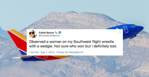 Budget airline tweets makes the hassle of flying worth it (32 Photos)