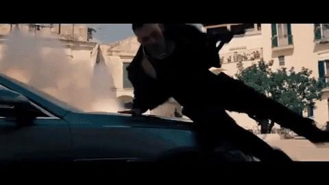 BondVirus1 2 The coronavirus is pushing the next James Bond movie from April to November (5 GIFs)