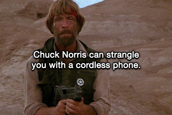 Chuck Norris 80th Birthday Fun Facts Humor 9 Perform a roundhouse in honor of Chuck Norris 80th birthday facts (20 Photos)