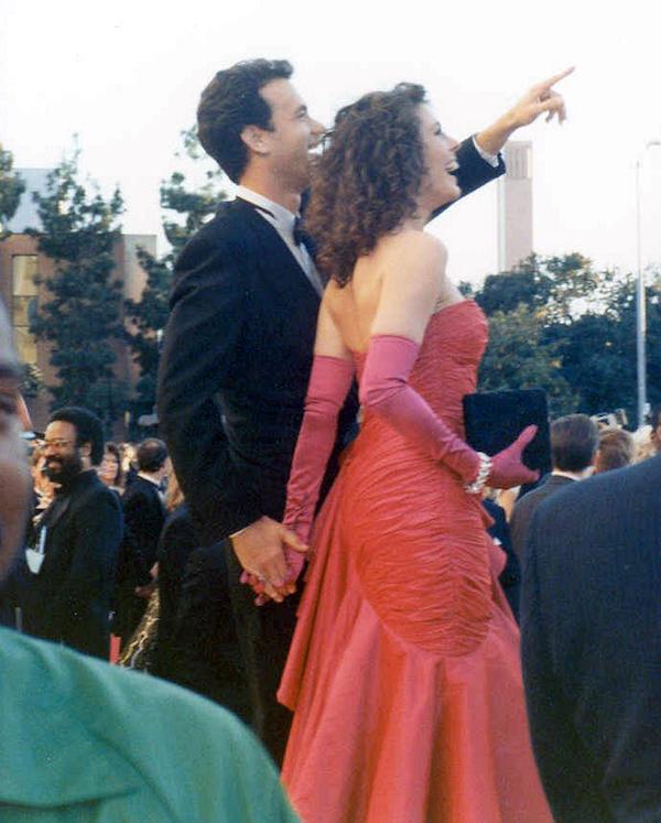 Tom Hanks and wife Rita Wilson 836 Tom & Rita Hanks test positive for coronavirus, so lets all say a small prayer
