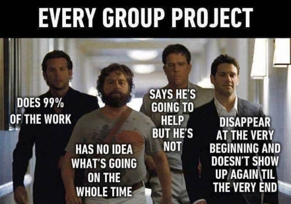 a2 A clever student gets sweet, sweet revenge on group project slackers