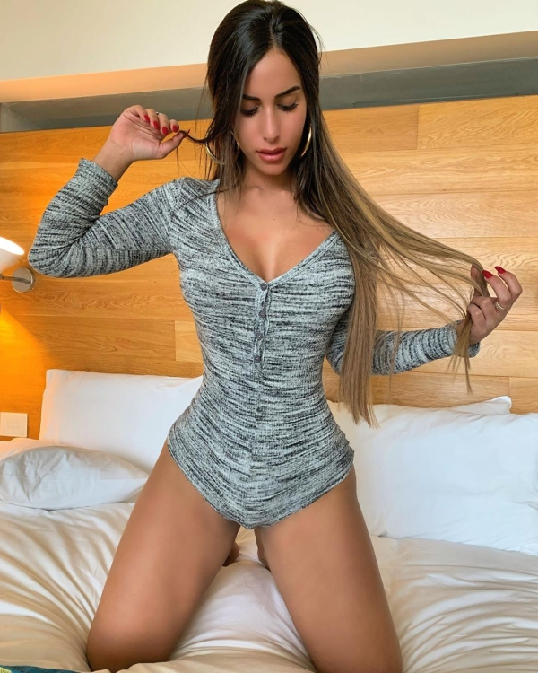 nathaly cherie