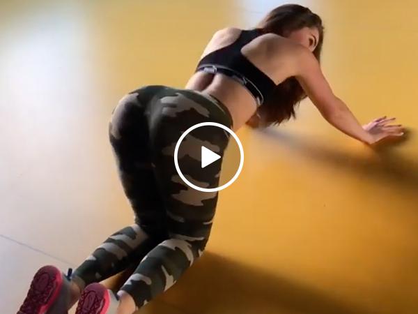 Dancer puts the 'hip' in hypnotizing (Video)