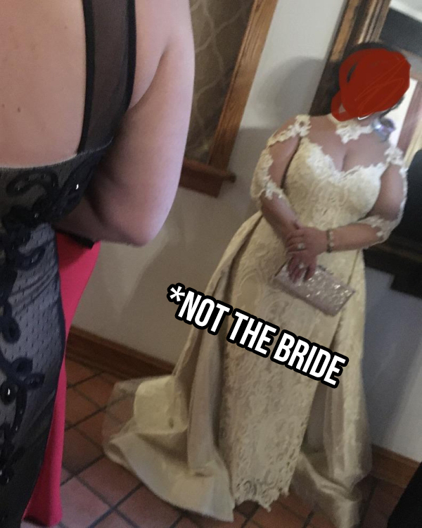 weddings truly bring out the worst in people 28 photos 30 1 Weddings truly bring out the worst in people (30 Photos)