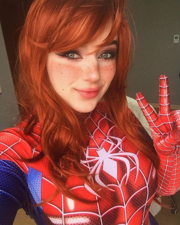 Rockin' redhead from South Africa (24 Photos)18