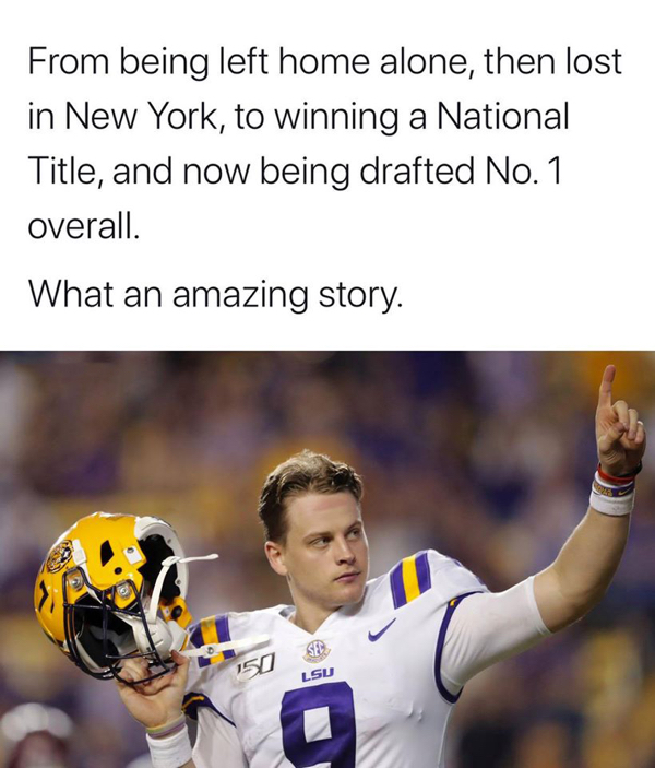 41 photos 1 NFL Draft Day 1 reactions and memes that wont take 3 hours to get through (41 Photos)