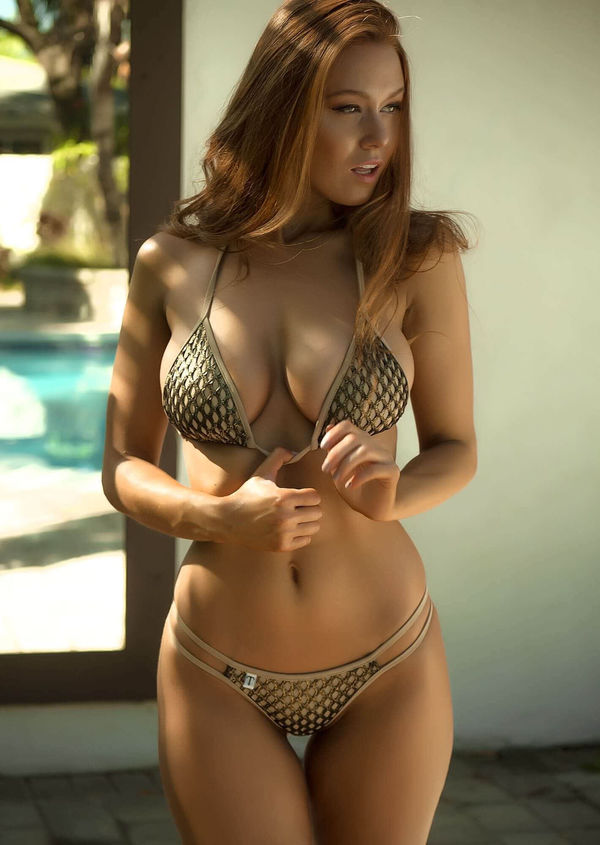 Redhead Sexy Hot Girl Photos iChive @J-Rec from J-berg South Africa pics