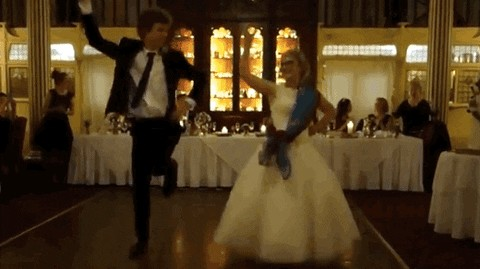DJWedding1 2 The most banned wedding songs no DJ wants to play (22 GIFs)