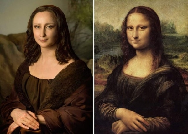 People Recreate Famous Paintings In The Getty Musuem Challenge Humanity Interesting 31 This painting recreation challenge is getting damn impressive (32 Photos)
