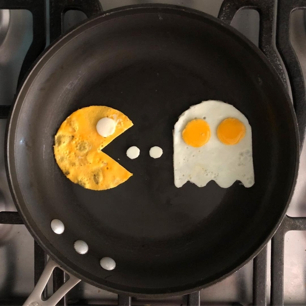 badss food art delivered to you sunny side up xx photos 11 Bad*ss food art delivered to you sunny side up! (40 Photos)